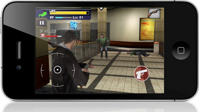 Dead Rising Makes Its iPhone Debut