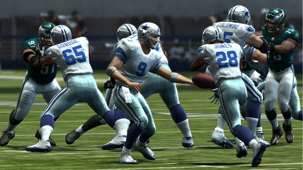 Guess Which Team's Most Played Online In Madden. Guess.