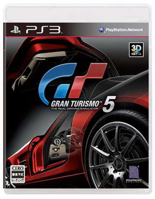 Gran Turismo 5 Laps The Competition In Japan