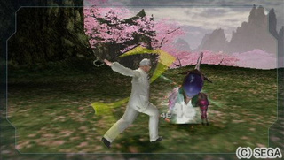 Col. Sanders Phantasy Star Screens