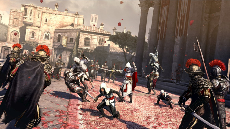 Review: Assassin's Creed Brotherhood Is The Best Assassin's Creed