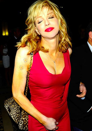 Courtney Love's Journey Into Style Will Be Animated For Your Pleasure