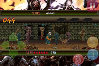 Splatterhouse Visual Guide