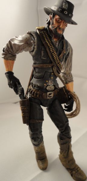 There's Only One John Marston Action Figure