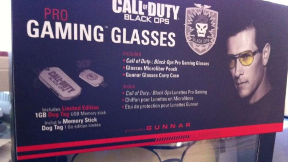 Call of Duty: Black Ops Gets Its Own Pro Gaming Glasses