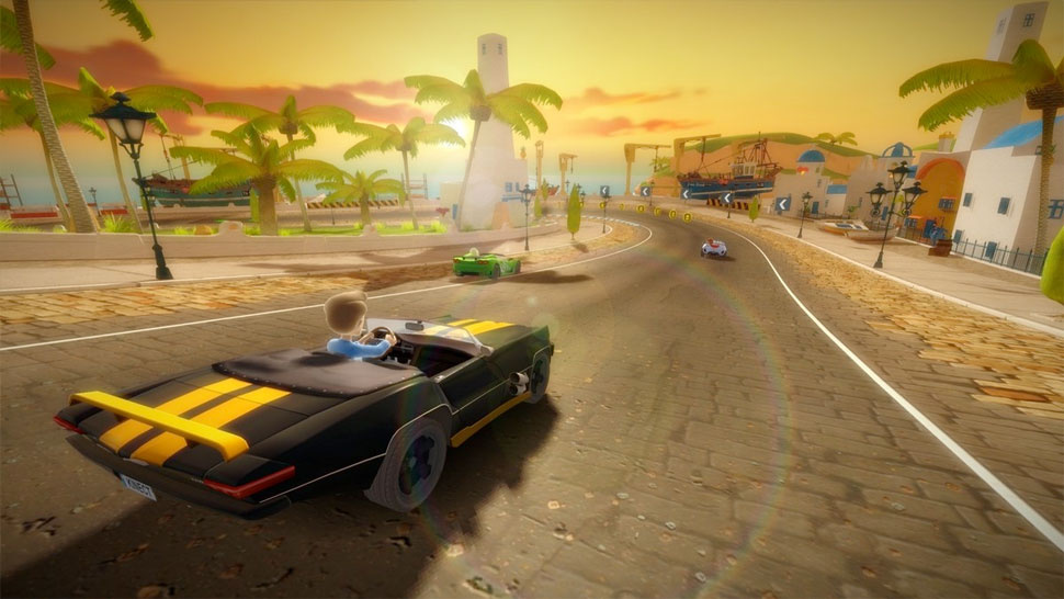 Review: Kinect Joy Ride