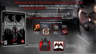 Win a Copy of Dragon Age 2 Signature Edition
