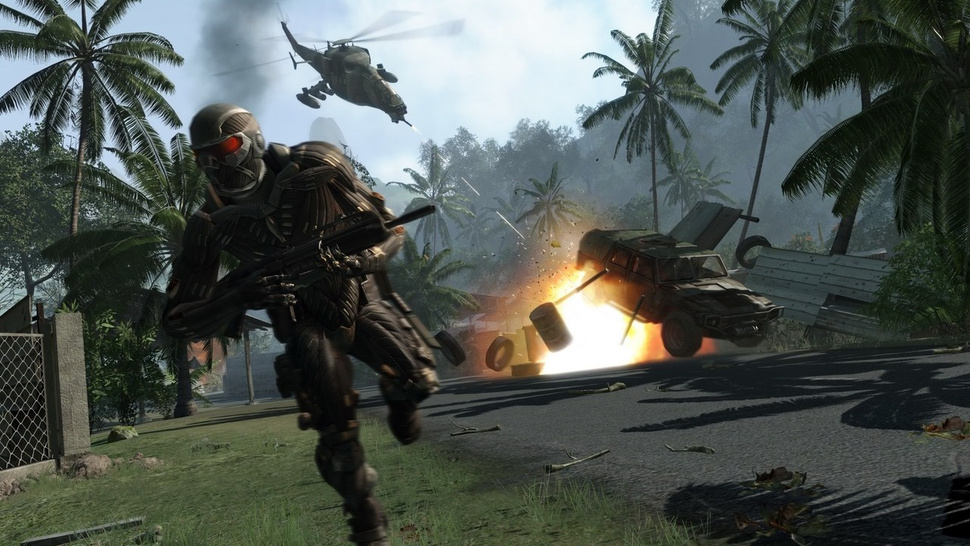 The Future of PC Gaming, According To The Lead Creator Of Crysis