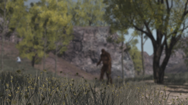 Red Dead Redemption: Messin' With Sasquatch?