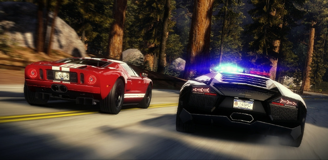 The Trophy List and Soundtrack For Need For Speed: Hot Pursuit