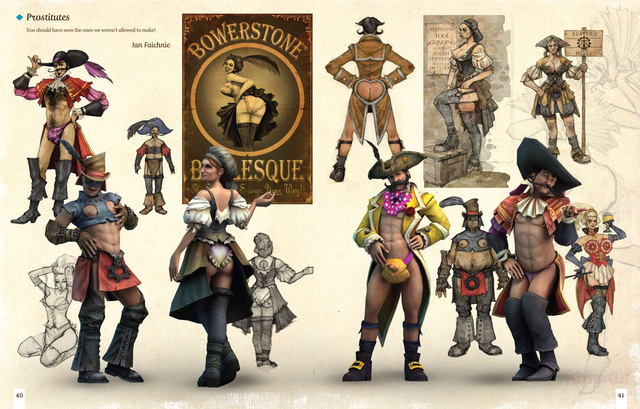 The Whores (And Man Whores) Of Fable III