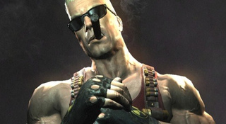 Duke Nukem Devs Were More Worried About Borderlands