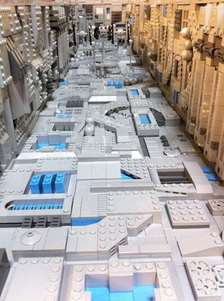 A Look At One of the Largest LEGO Libraries in the World