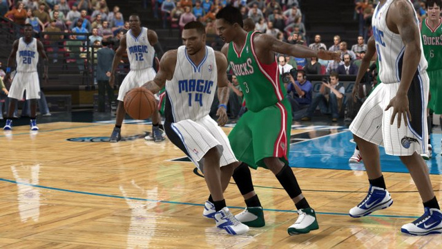 NBA Elite 11 Delayed; NBA Jam To Ship Separately By Holidays