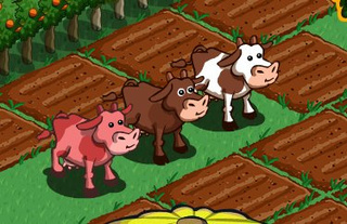 Real Farmer On FarmVille