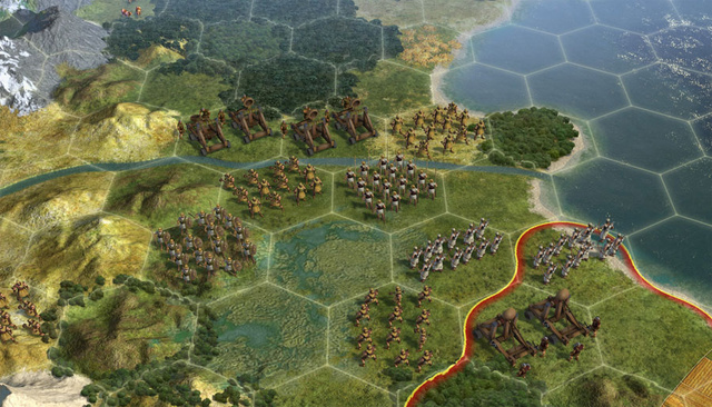 Civilization V Review: Civilization Revolution