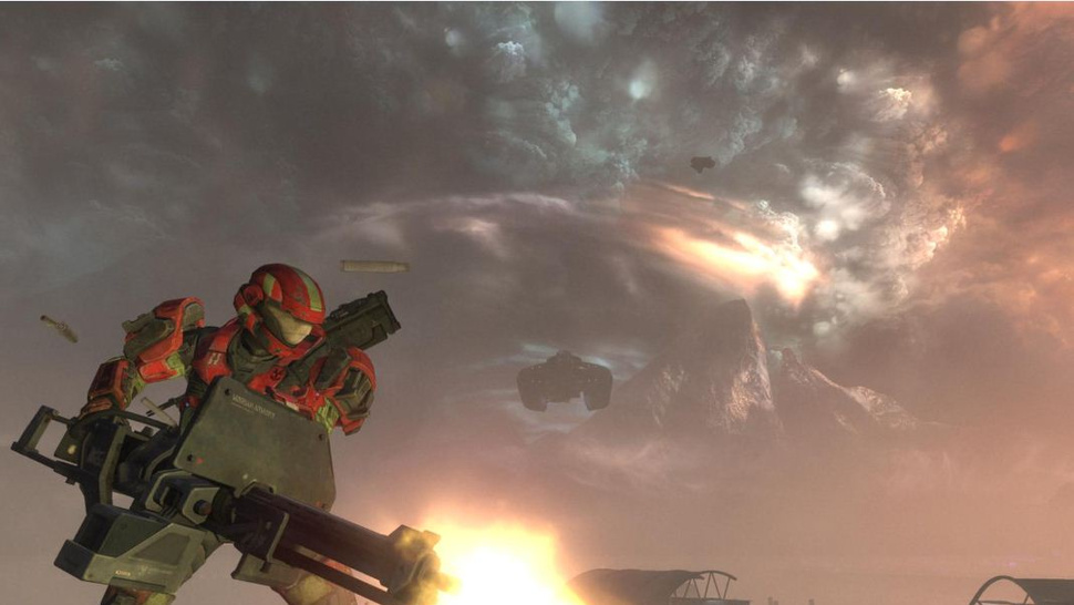 Halo: Reach Review: A Beautiful Beginning For A Wonderful End