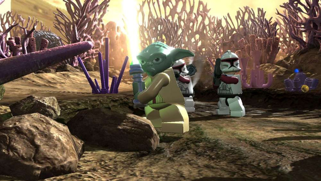 LEGO Star Wars III: The Clone Wars Features Massive Ships, Minor Upgrades