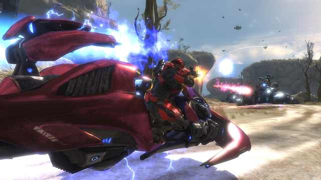 A Day With The Finished Halo Reach