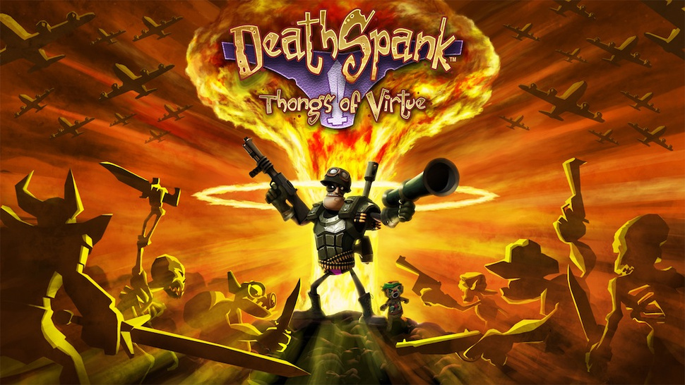 We Get A Surprise DeathSpank Sequel Next Month