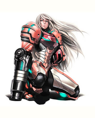 Samus, You Look Good For Your Age