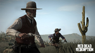 Rockstar Has Low-Down Dirty Red Dead Redemption Cheaters In Its Sights