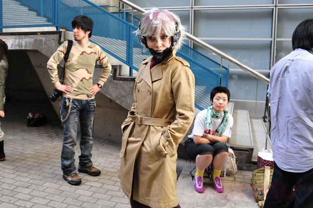 Metal Gear Solid 4 Raiden Cosplay: You Have To See It