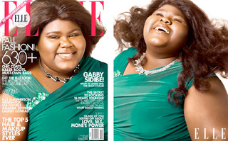 Gabby Sidibe's Elle Cover Is Another Reason Why Black Fashion Directors Are Necessary