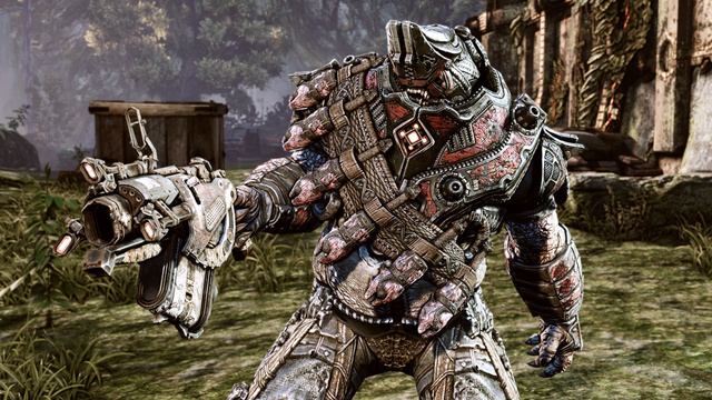 Gears Of War 3 Screens Give Marcus Time To Check Out The Ladies