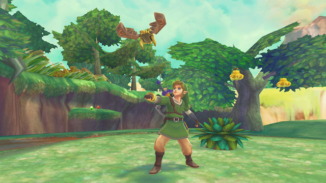 Zelda: Skyward Sword Is Inspired By...Dead French Painters?