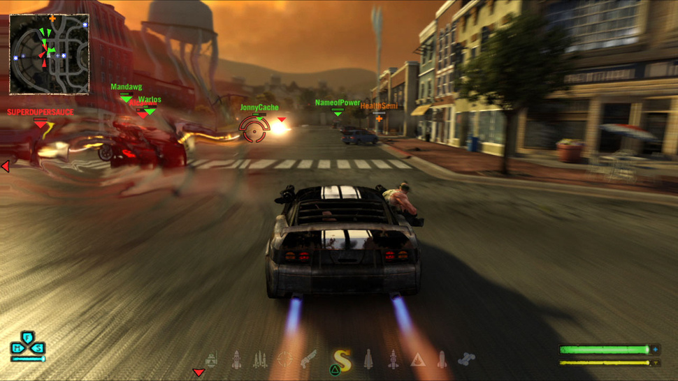 Killing Time, Pedestrians With The New Twisted Metal For PS3