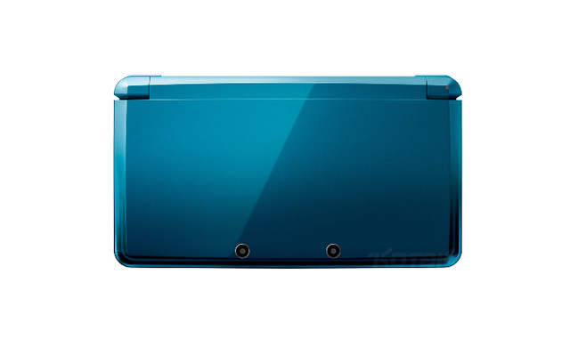 Official 3DS Pictures Show It's A Pretty Little Thing