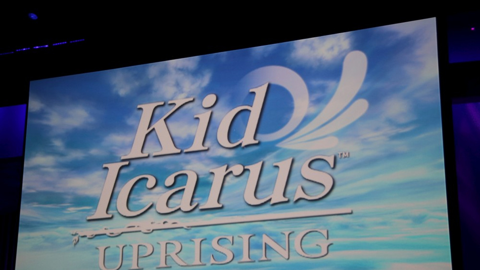 3DS' Launch Title Will be <em>Kid Icarus Uprising</em>