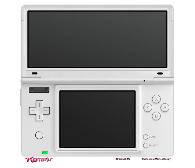 Is This Nintendo's 3DS? [UPDATE]