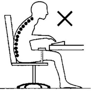 Study of Gamers' Posture Returns Predictable Results