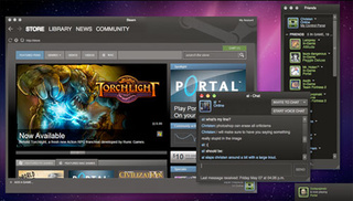 Steam For Mac Is Live, Includes Free Copy of Portal