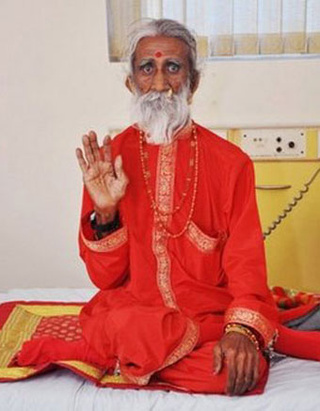 Indian Holy Man May Hold Solution To Game-Interrupting Bathroom Breaks