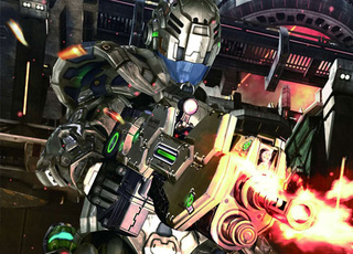 A New Look At Vanquish, From The Creator of Resident Evil
