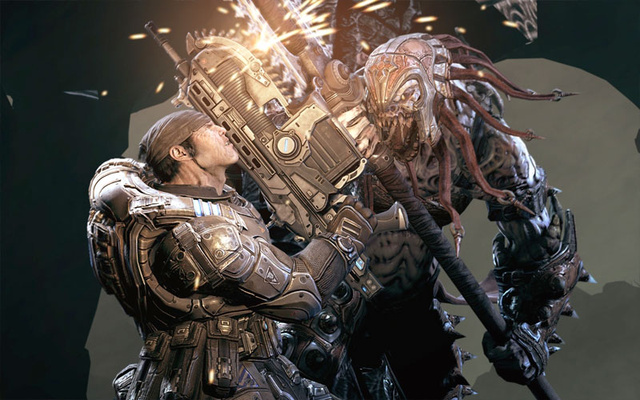 Rumor: Gears Of War 3 Adds Underwater Combat, Mech Suits & More