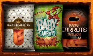 Baby Carrots Go Extreme In Best Marketing Ploy Ever