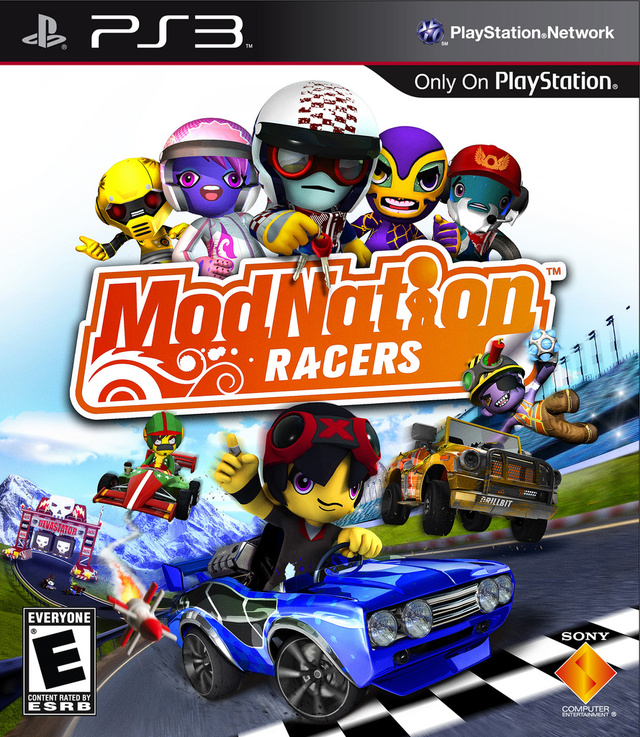 ModNation Dated, Kratos, Ratchet & Clank, And Nathan Drake Join The Race