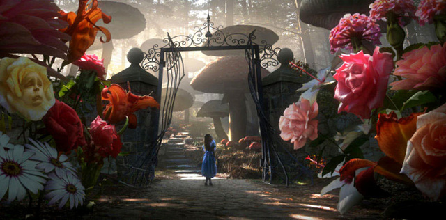 Alice In Wonderland Review: A Bitter Underland