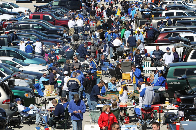 The Brewers Aren't Allowing Fans To Bring Their Own Porta-Potti…