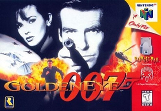 XBLA Perfect Dark Multiplayer Features GoldenEye Weapons, Levels