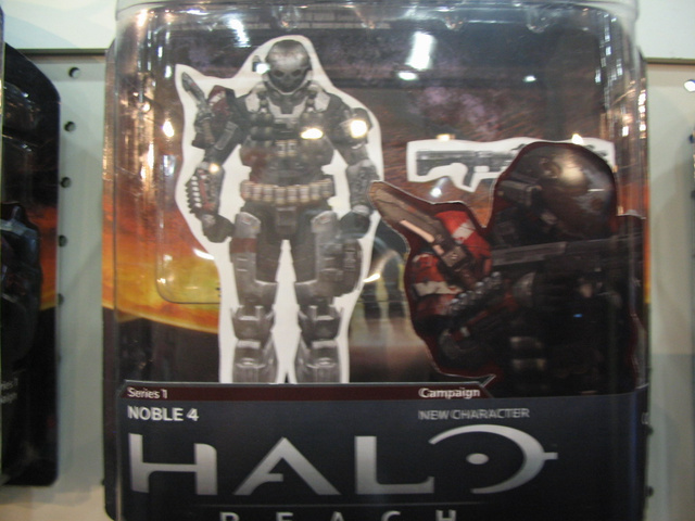 Halo Reach: The Toys