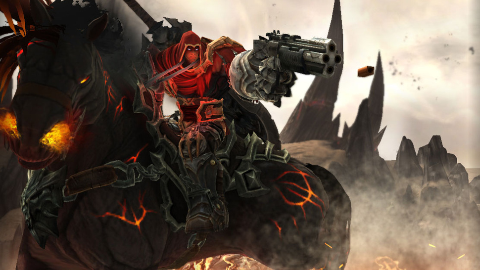 """Free"" Copies Of Red Faction Going Out To Early Darksiders Purchasers"
