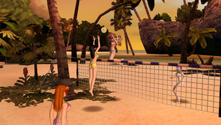 Dead or Alive Paradise - Screens