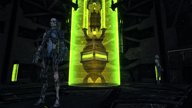 Star Trek Online Couldn't Resist The Borg