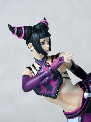 Super SFIV's Juri Looks Lovely In Resin
