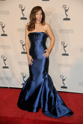 Glitz And Glam At The Creative Arts Emmys